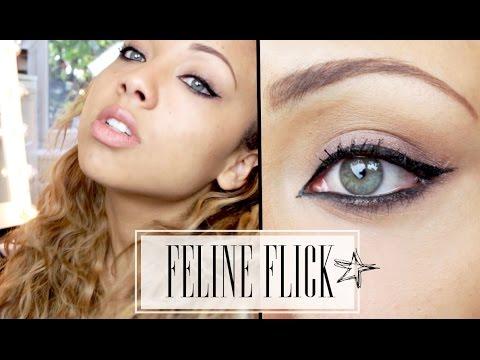 The Feline Flick & Brows | Beautycrush video
