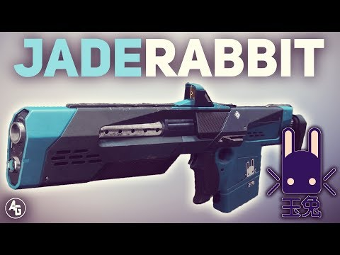 Jade Rabbit IS STILL THE BEST | Destiny 2 Exotic Scout Rifle