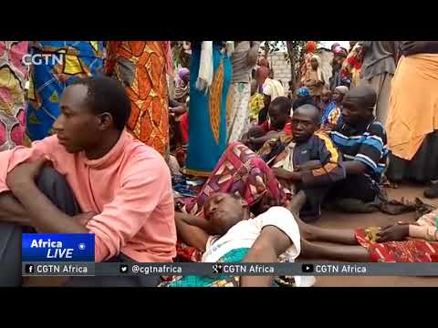 Burundi Refugees In DRC- At Least 30 Refugees Killed In Clashes With Congolese Forces