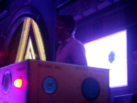 JAMES MURPHY spins live at The Avalon for Control and Bacardi B-live