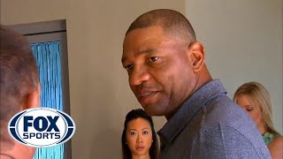 Doc Rivers' First Day on the Job with Clippers