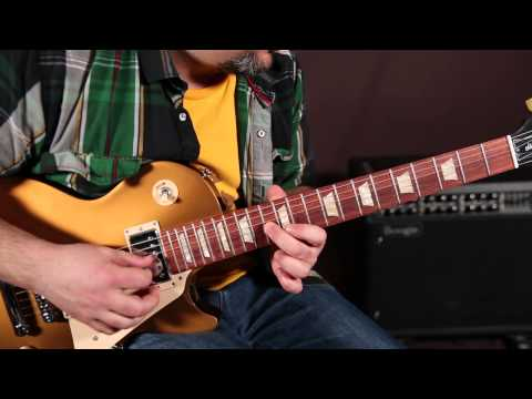 Led Zeppelin Guitar Lesson - Bring It On Home - Chords And Riffs, Jimmy Page, Robert Plant, Les Paul
