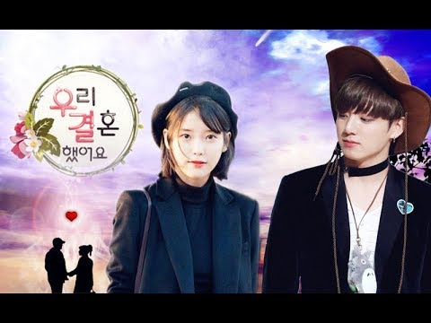 [Sub Indo] (Fanmade) IU x Jungkook BTS at WGM episode 1 & 2