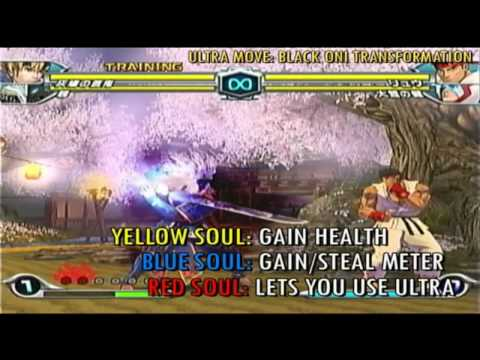 Tatsunoko VS Capcom v1.0 - Souki Basic Tutorial Video