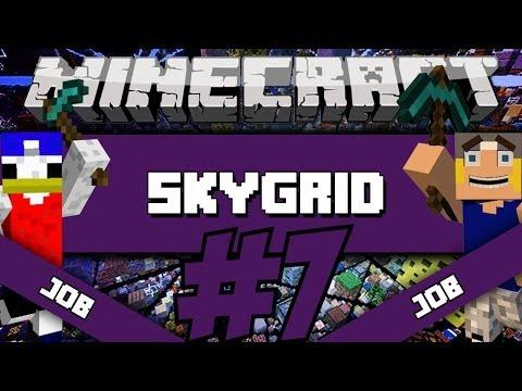 Minecraft: Skygrid - Survival - Episode 7