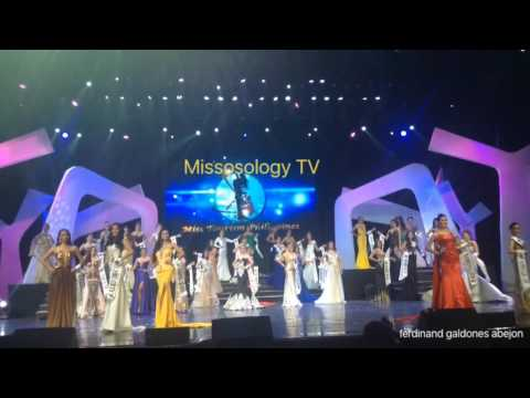 Miss Tourism Philippines 2016 Finals - Top 10