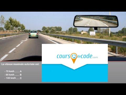 examen code de la route 2015 permis de conduire youtube. Black Bedroom Furniture Sets. Home Design Ideas