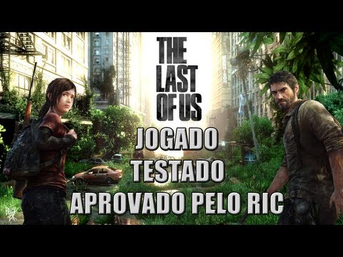 THE LAST OF US | EVENTO NAUGHTY DOG | JÁ JOGUEI