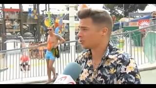 'Circuit Festival' celebra con agua y música su día más importante
