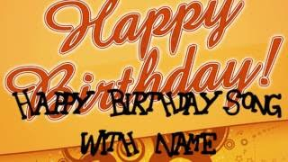 Happy Birthday Song With Name | Free Download