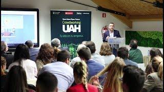 Nuevo espacio para el Emprendimiento en la UAH