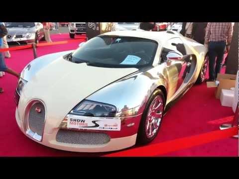 World Most Expensive Cars Show 2013 at Dubai Festival City
