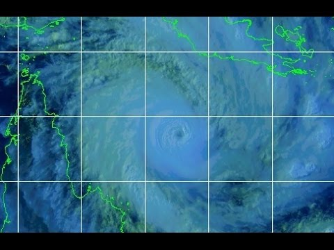 Super Cyclone Ita preview with Prof Jonathan Nott