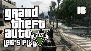 GTA V - Let's Play/Walkthrough - Mission 18: Fame or Shame - #16 (GTA 5 Gameplay)