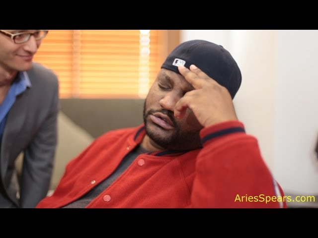 Aries Spears Response To Kevin Hart's Success!