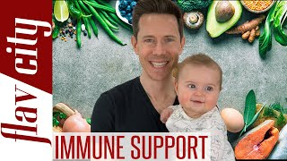 How To Boost Your Immune System RIGHT NOW - Best Way To Protect Yourself