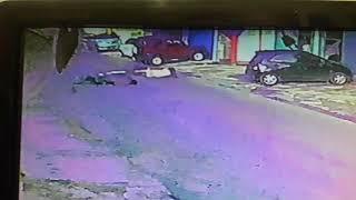 Kecelakaan Dijalan Kota Bunga Cipanas Cianjur