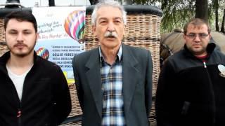 Burdur'da balon uçuşları yeniden başlıyor