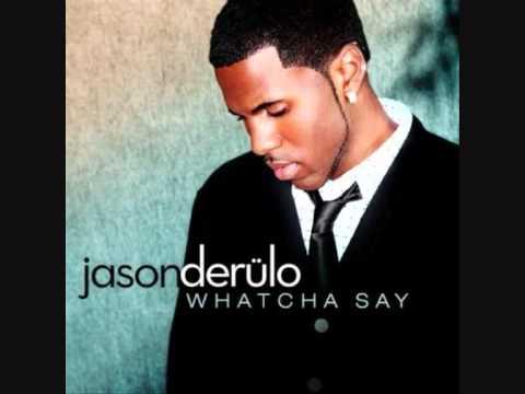 Jason Derulo - Whatcha Say (studio Acapella) video