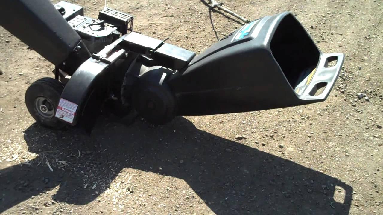 mtd yard machine 10 hp wood chipper