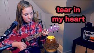 Tear In My Heart - twenty one pilots (cover)