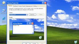 Обзор Windows XP Home Edition SP1 версия 2002 года..