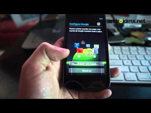 Jelly Bean 4.1.2 Galaxy Nexus