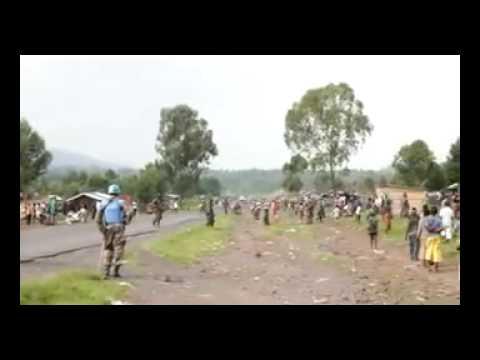 Réfugiés à la Monusco