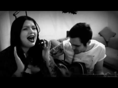 THE BROOKES - AMY WINEHOUSE WHAT IS IT ABOUT MEN JIMI HENDRIX - ACOUSTIC COVER