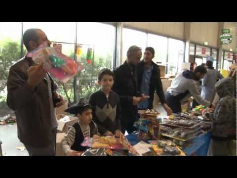 Eid in the Park - Eid ul Fitr Festival 1432H (2011) ASWJ Melbourne