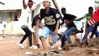 SHATTA WALE TAKING OVER  DANCE VIDEO BY YKD YEWO KROM DANCERS