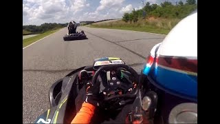 Atlanta Motorsports Park (AMP) Karting 8 Hr Enduro Stint #8 - 7/6/19
