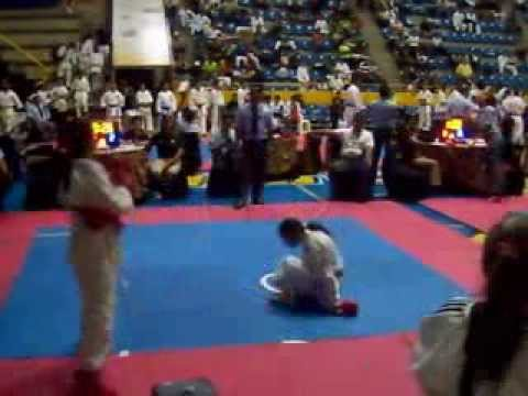 Yarelis Final Kumite Kodokai 2012