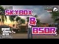 GTA Sanandreas Android : Skybox HD & BSOR NO IMPORT