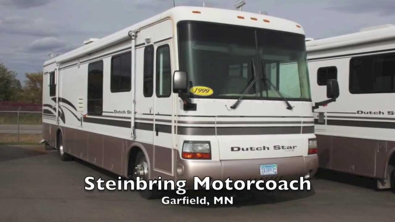 Used 1999 Newmar Dutch Star 3865 Diesel Motorhome For Sale