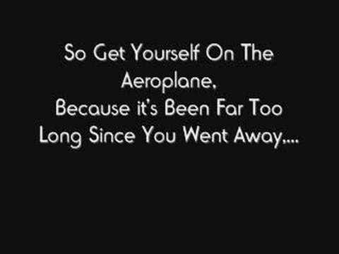Scouting For Girls - The Airplane Song