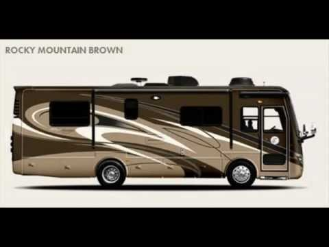 2012 Tiffin Allegro Breeze Low Profile Class A Diesel Pusher Compact Motorhome Review