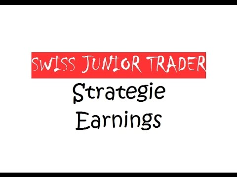 Strategie Earnings Trades