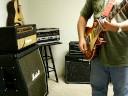 Bogner Shiva and Gibson Les Paul - 1
