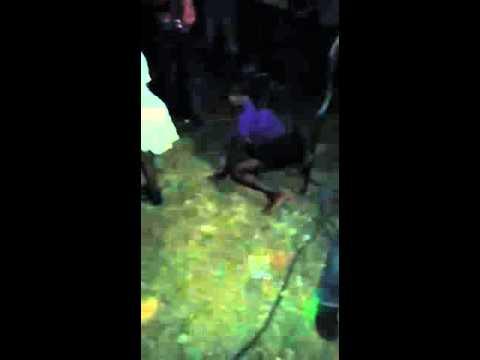 Rasta party in lacovia st Elizabeth Jamaica Pele Pele voice of Miami