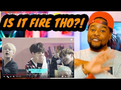 BLACK GUY REACTS To BTS - FIRE | MV | REACTION!!! 방탄소년단   불타오르네