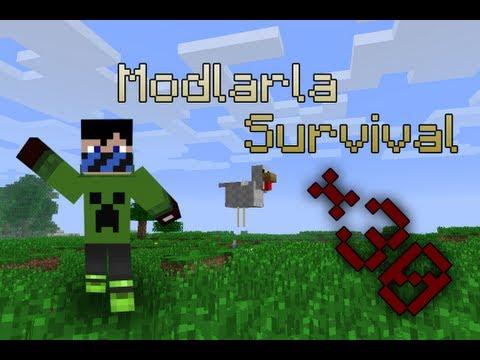 Modlarla Survival | B�l�m 30 | Lanet olas� wither !