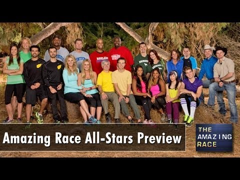 Amazing Race All-Star Cast Preview Show: Predicting the Amazing Race 24 Winners