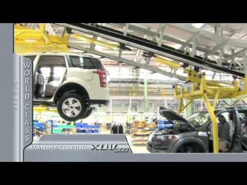 Mahindra XUV 500 : Best video | Steeroids.in |