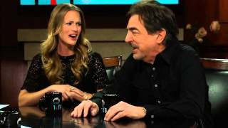 Shemar Moore Is The Whole Package | Joe Mantegna and AJ Cook | Larry King Now