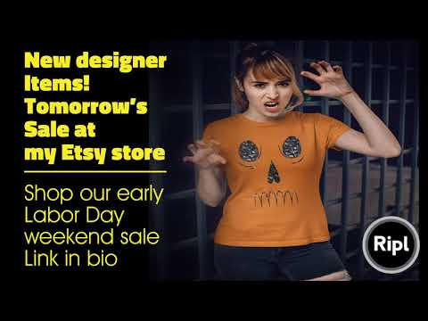 New designer Items! Tomorrow's Sale at my Etsy store