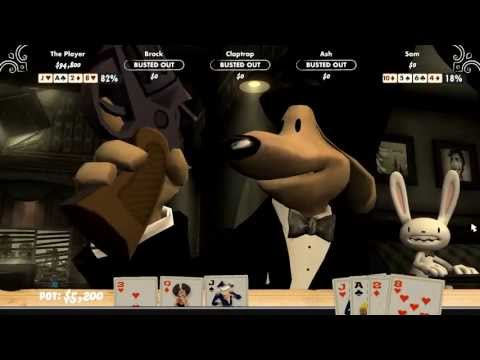 Poker Night 2 - Sam & Max Tournament