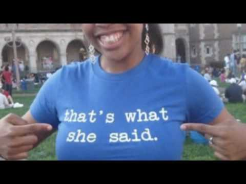 snorg tees~ that,s what she said