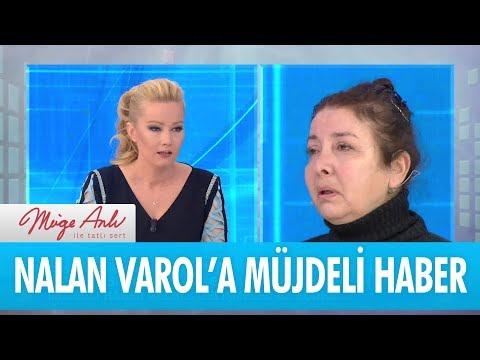 Nalan Varol'un kira borcu ödendi... - Müge Anlı İle Tatlı Sert 22 Ocak 2018
