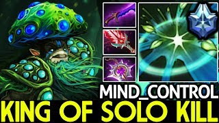 Mind_ControL [Nature's Prophet] King of Solo Kill Mass Gank Gameplay 7.21 Dota 2